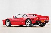 1980 Ferrari 288 GTO Fine Art Print