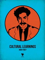 Cultural Learnings 1 Fine Art Print