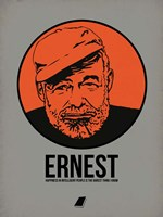 Ernest 1 Fine Art Print