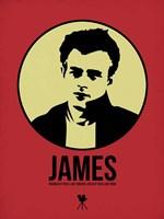 James 2 Fine Art Print