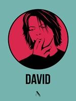 David  3 Fine Art Print