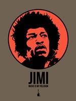 Jimi 1 Fine Art Print