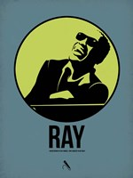 Ray 2 Fine Art Print
