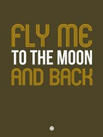 Fly Me To The Moon And Back Fine Art Print