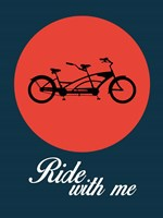 Ride With Me 1 Fine Art Print