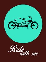 Ride With Me 2 Fine Art Print