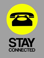 Stay Connected 1 Fine Art Print