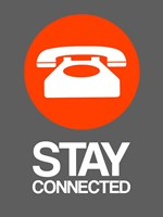 Stay Connected 2 Fine Art Print