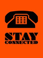 Stay Connected 3 Fine Art Print