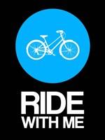 Ride With Me Circle 2 Fine Art Print