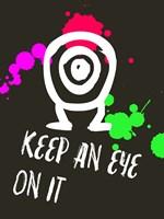 Keep An Eye On It 2 Fine Art Print