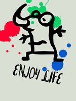 Enjoy Life 1 Fine Art Print