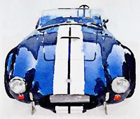 1962 AC Cobra Shelby Fine Art Print