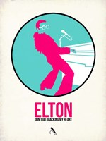 Elton Fine Art Print
