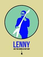 Lenny 2 Fine Art Print