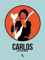 Carlos Fine Art Print