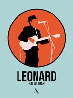 Leonard Fine Art Print