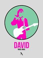 David Fine Art Print