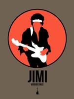 Jimi Fine Art Print
