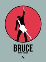 Bruce Fine Art Print