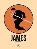 James Fine Art Print