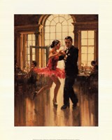 """Dance to the Music by R. Leech - 16"""" x 20"""""""