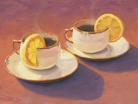 Tea Cups Fine Art Print