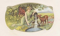 Arethusa Fine Art Print