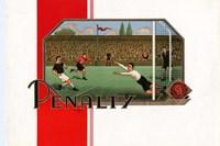 Penalty Fine Art Print