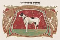 Terrier Fine Art Print