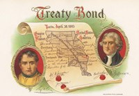 Treaty Bond Fine Art Print