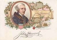 John Hancock Fine Art Print