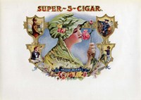 Super-5-Cigar Fine Art Print