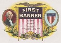 First Banner Fine Art Print