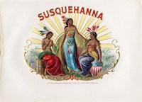 Susquehanna Fine Art Print
