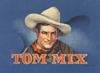 Tom Mix Fine Art Print
