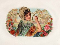 Marca De Cigarros Fine Art Print