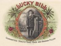 Lucky Bill Fine Art Print