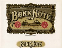 Bank Note Fine Art Print