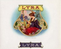 Lyra Fine Art Print
