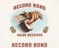 Record Bond Fine Art Print