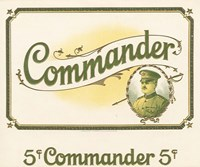 Commander Fine Art Print