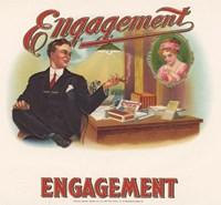 Engagement Fine Art Print