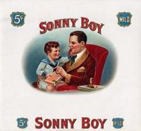 Sonny Boy Fine Art Print
