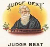 Judge Best Fine Art Print