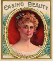 Casino Beauty Fine Art Print