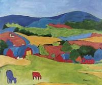 Vermont Summer Fine Art Print