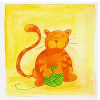 Cat 2 Fine Art Print