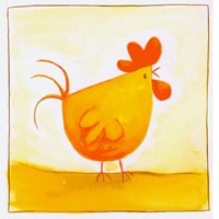Chicken Fine Art Print