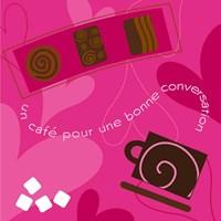Coffee and Chocolates Fine Art Print